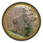 Presa romana de Almonacid de la Cuba Campo de Belchite