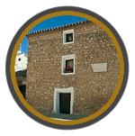 Casa natal de Goya en Fuendetodos Campo de Belchite