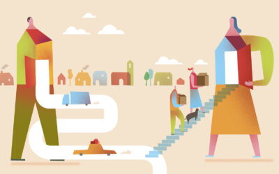 Hemos diseñado el 'Kit de bienvenida' de Pueblos Vivos Aragón